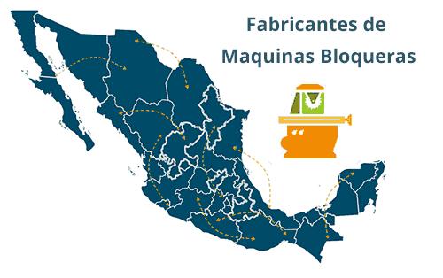 Fabricantes de maquinas bloqueras en México