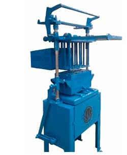 Máquina Bloquera Izel-6xc