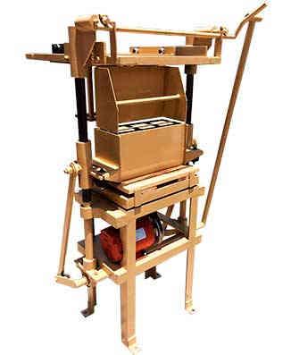 Máquina Bloquera Manual M100