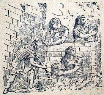 Romanos Construyendo
