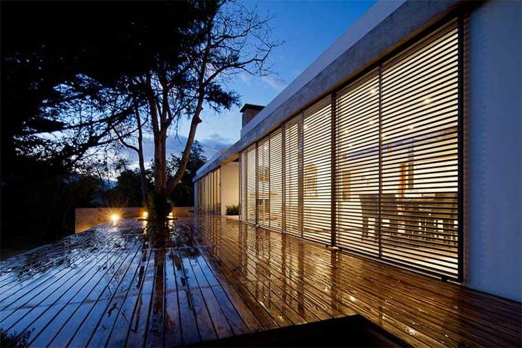 Protecciones para ventanas modernas